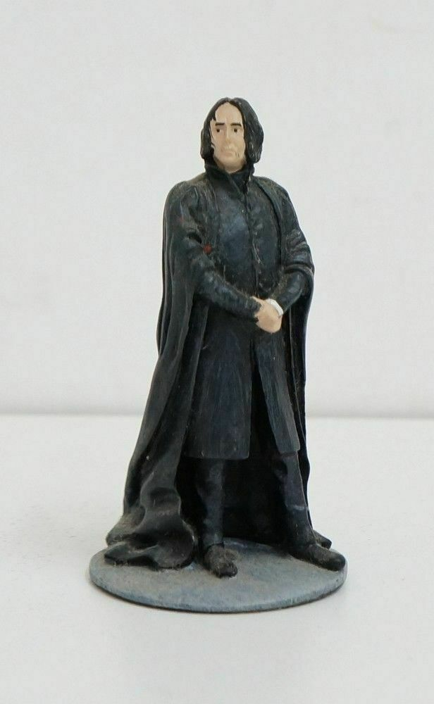 SEVERUS PITON De Ag HP92U Action Figure HARRY POTTER Collection De Agostini